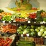 Zöldséges üzlet- Dömös