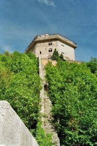Salomon- torony Visegrád