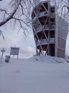prédikálószék-tél