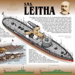 Az utolsó osztrák-magyar hadihajó a Dunakanyarban – Lajta Monitor